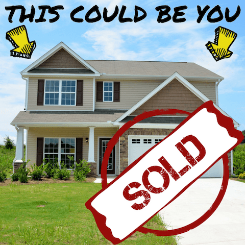 My house didn't sell! We can help! Don't give up!